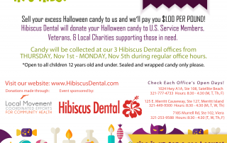 Hibiscus Candy Buyback October 2018